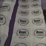 Пакеты ПВД с нанесением в 1 цвет ЕлкиАРТ